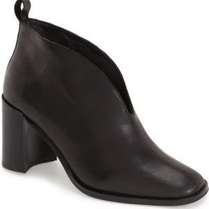 Jeffrey Campbell | Luciana Ankle Bootie Black